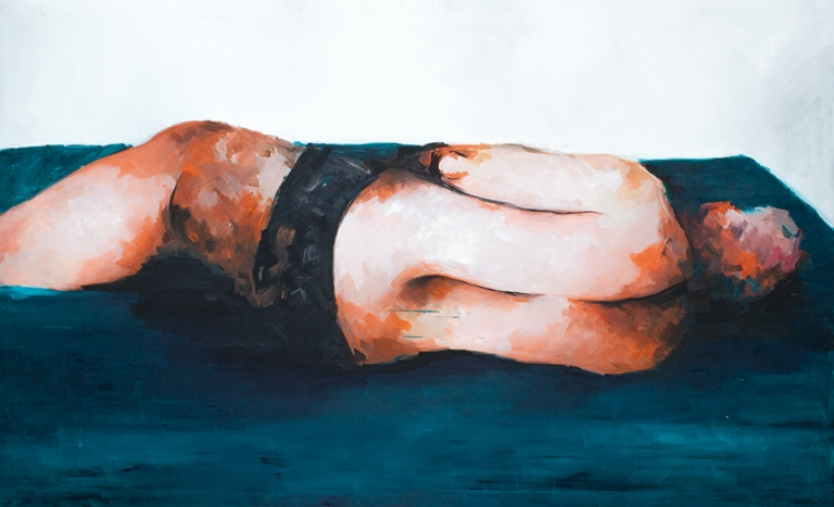 Body lying, 120x70, oil on canvas, 2012 (2).jpg