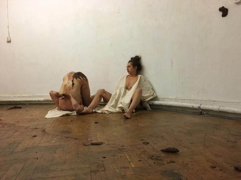 30 Radage Collaboration with Ro Hardaker Performance Vagina Arsehole 2
